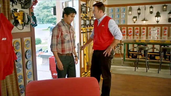 new ace hardware commercial 2019